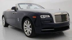 2016 Rolls-Royce Dawn Base