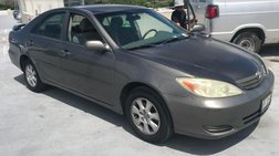 2004 Toyota Camry LE V6