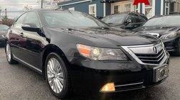 2012 Acura RL Advance Package
