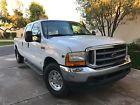 2001 Ford F-350 XLT 4 Door Long Bed