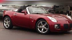 2009 Pontiac Solstice GXP