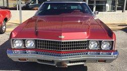1973 Chevrolet Caprice Brougham