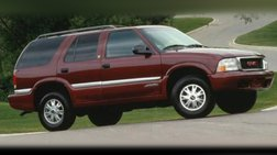 1998 GMC Jimmy SLT