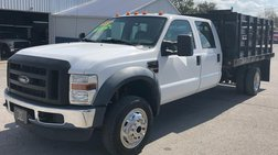 2008 Ford  Crew Cab 4WD DRW