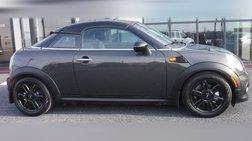 2015 MINI Coupe Cooper