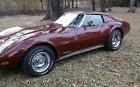 1976 Chevrolet Corvette loaded