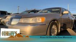 1999 Lincoln Town Car Signature