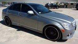2009 Mercedes-Benz C-Class C 300 Luxury