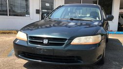 2000 Honda Accord EX