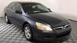2006 Honda Accord EX w/Leather
