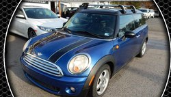 2008 MINI Cooper Clubman Base