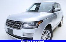 2015 Land Rover Range Rover Base
