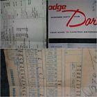 1965 Dodge Dart 4 Door Sedan