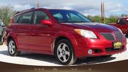 2008 Pontiac Vibe Base