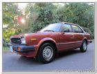 1981 Honda Civic 1500 GL