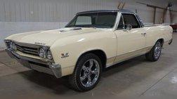 1967 Chevrolet El Camino 2dr Pickup SS