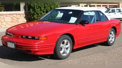 1992 Oldsmobile Cutlass Supreme Base