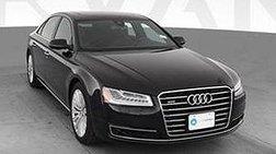 2015 Audi A8 3.0 quattro TDI