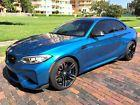 2017 BMW M2 Coupe Coupe 2-Door