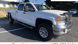 2016 GMC Sierra 3500HD Base