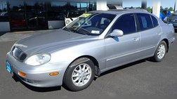 2001 Daewoo Leganza SX