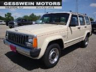 1985 Jeep Cherokee Pioneer