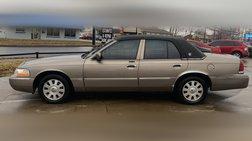 2005 Mercury Grand Marquis LSE
