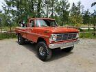 1969 Ford F-250 1969 Ford F250 Hi-boy 4x4