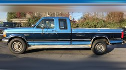 1992 Ford F-250 HD SuperCab 2WD