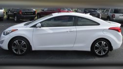 2013 Hyundai Elantra Coupe 2dr Auto SE PZEV