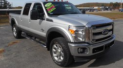 2012 Ford F-250 XLT Crew Cab Long Bed 4WD