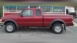 1998 Ford Ranger XLT SuperCab 4WD