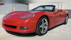 2007 Chevrolet Corvette 1LT Convertible