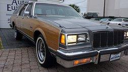 1989 Buick Electra Estate