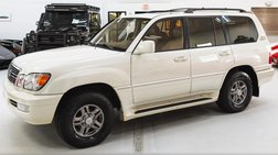 2002 Lexus LX 470 Base