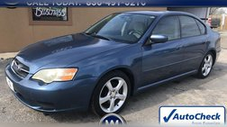 2007 Subaru Legacy 4dr H4 AT