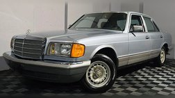 1981 Mercedes-Benz 300-Class 300 SD
