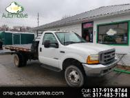 2001 Ford Super Duty F-450