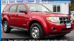 2008 Ford Escape XLS