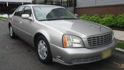2005 Cadillac DeVille Base