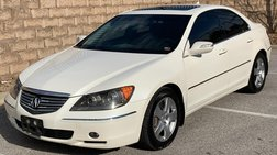 2006 Acura RL SH AWD Technology Package