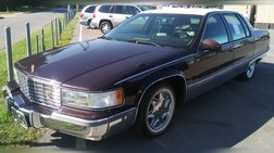 1996 Cadillac Fleetwood Base