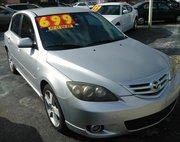 2005 Mazda MAZDA3 s 5-Door