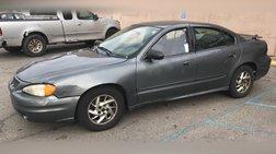 2004 Pontiac Grand Am SE1
