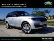 2018 Land Rover Range Rover SE