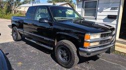 1998 Chevrolet C/K 1500 Ext. Cab Sportside 4WD