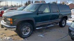 1998 GMC Suburban K2500
