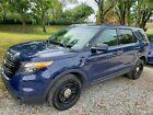 2014 Ford Explorer Police Interceptor