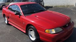 1997 Ford Mustang Base