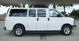 2014 Chevrolet Express LT 2500